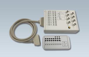 8チャネルアナログ生体アンプ BA2008
