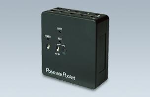 ワイヤレス生体計測装置 Polymate Pocket MP208